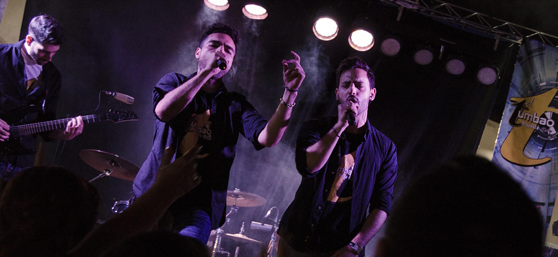 ¡MUSICA 100% EN DIRECTO DE TODOS LOS ESTILOS!